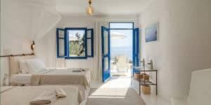 Silver Island Yoga Queen of Retreats Greece