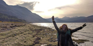Aluna Healing Scotland Queen of Retreats