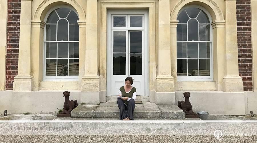 Advivum UK Kent Caroline Sylger Jones Queen of Retreats
