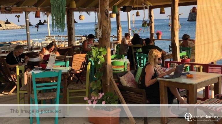 The Writing Room Greece Queen of Retreats