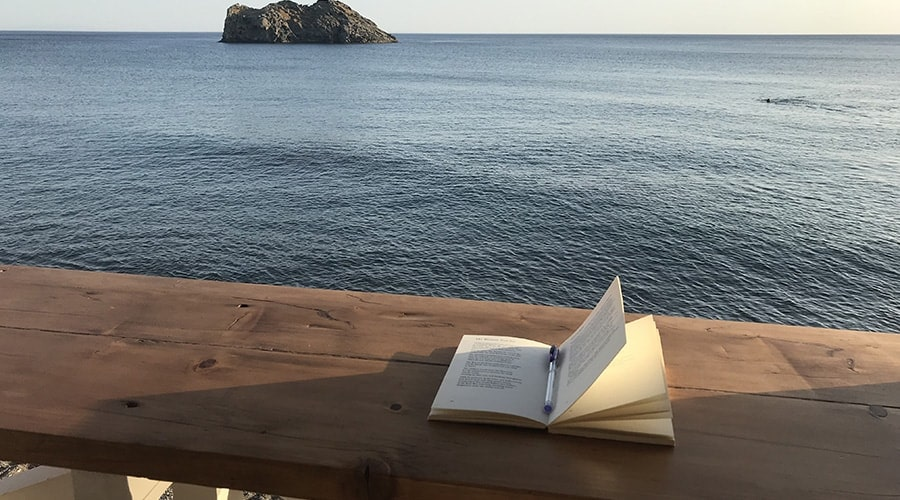 The Writing Room Greece Caroline Sylger Jones Queen of Retreats