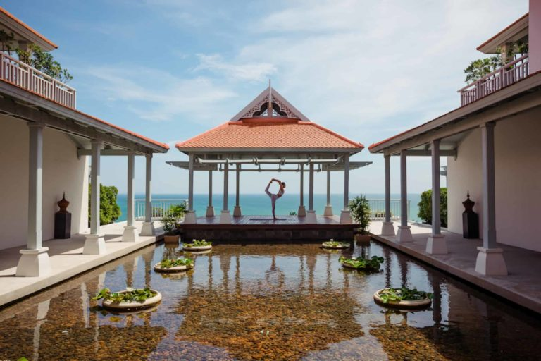 Amatara Wellness Resort Phuket Thailand